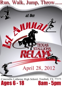 Texas Stallions Relays April 28, 2012